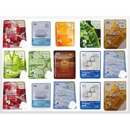 Bộ 15 Gói Mặt Nạ Dưỡng Da 3w Clinic Fresh Mask Sheet 15 X 23ml