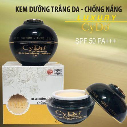 Kem dưỡng trắng da – chống nắng Luxury CyDo